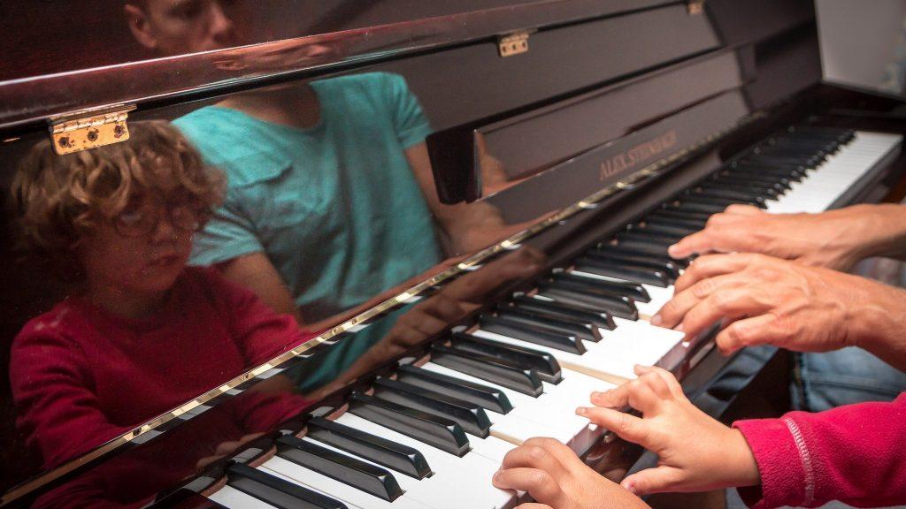 Musicoterapia creativa – Nordoff Robbins