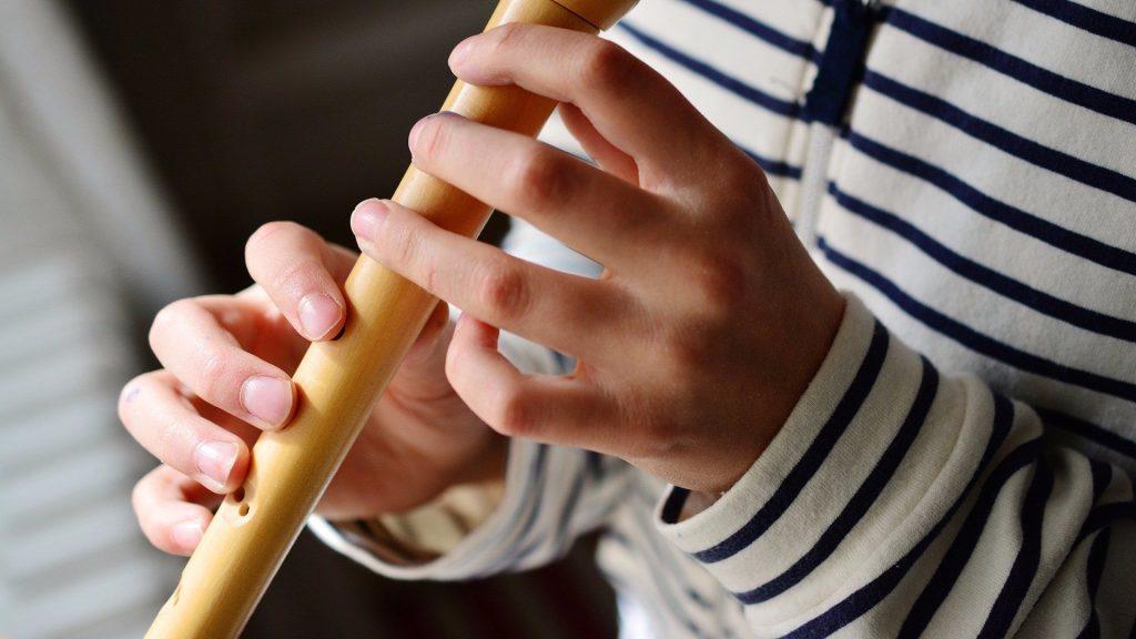 Dale con la flauta