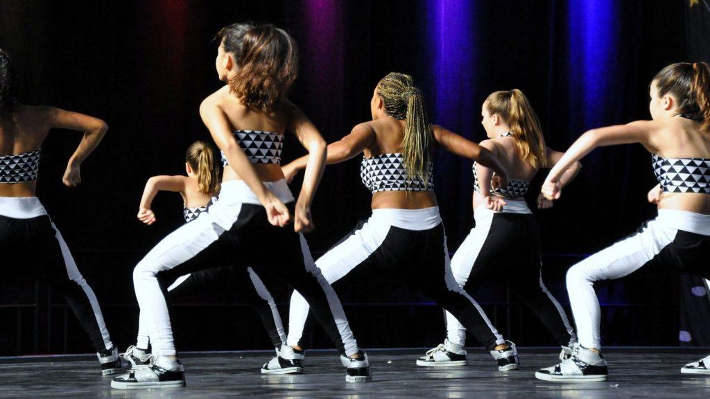 Qué es el Step Dancing?