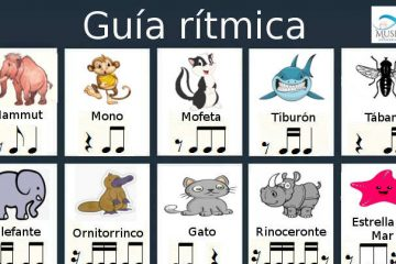 Guia sonora animales