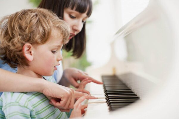 Estimulación musical temprana